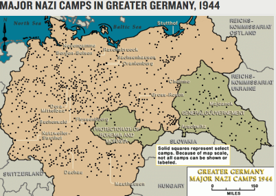 Jewish Holocaust Maps and Geographies