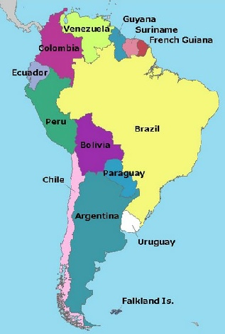 Jewish Settlement in Central-South America